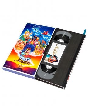 Libretas tipo VHS