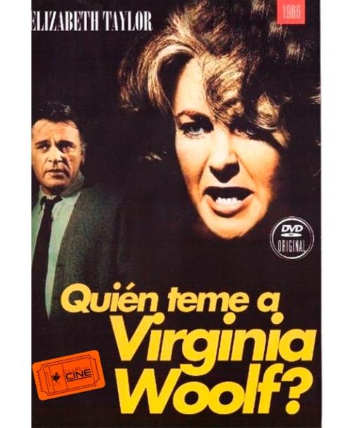 ¿Quién teme a Virginia Woolf?