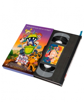 Libretas tipo VHS 4