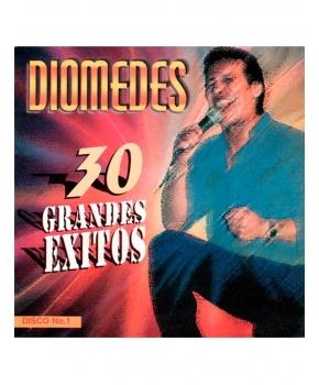 Diomedes Diaz - 30 Grandes...