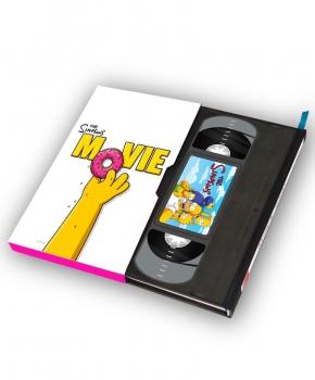 Libretas tipo VHS 5