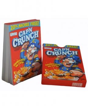 Libretas - tipo Cereales