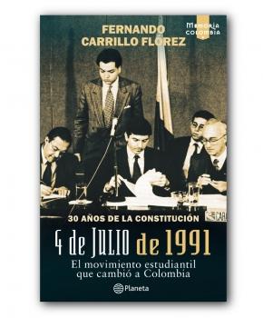4 de julio   de 1991 - Fernando Carrillo Flórez
