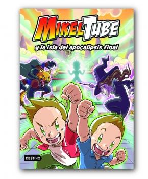 MikelTube - Mikeltube y la isla del apocalipsis final