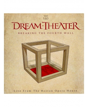 Dream Theater - Breaking the Fourth Wall (DVDX2)