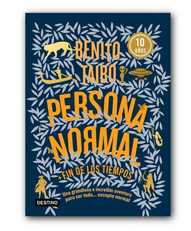 Persona normal (Edición de aniversario) - Benito Taibo