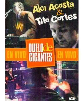Alci Acosta y Tito Cortes