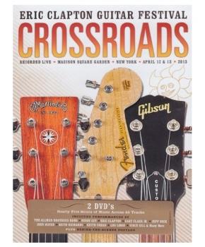 Eric Clapton - Crossroads Guitar Festival 2013 (Blu-Ray)