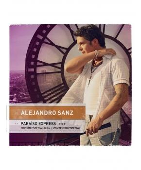 Alejandro Sanz - Paraíso Express (Edición Especial)