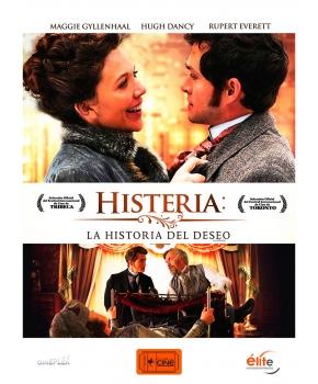 Histeria, la historia del deseo