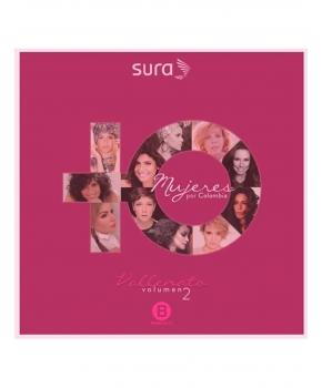 10 mujeres por Colombia Vallenato 2
