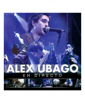 Alex Ubago - En directo (CD+DVD)