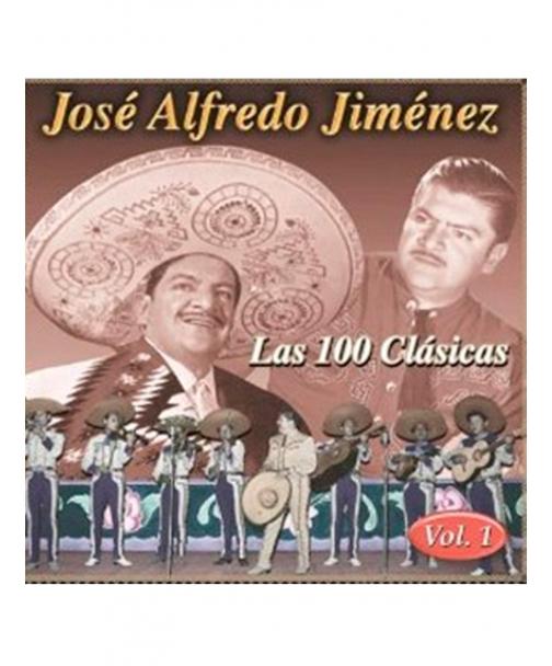 Jose Alfredo Jimenez - Las 100 Clásicas Vol. 1