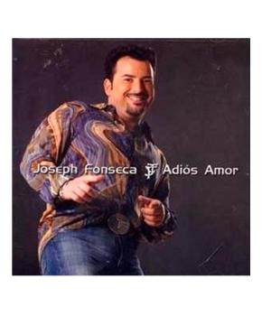 Joseph Fonseca - Adiós amor