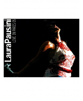 Laura Pausini - Live in Paris