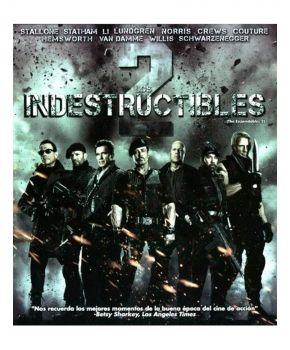 Los Indestructibles 2 (Blu-ray)