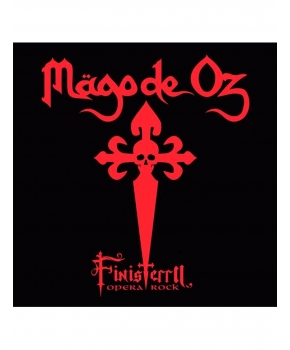Mago de Oz - Finisterra Opera Rock