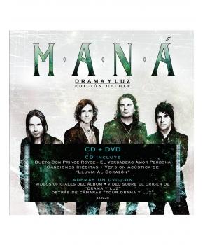 Maná - Drama y luz (Deluxe CD/DVD)
