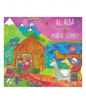 Marta Gómez - Al alba canciones de navidad