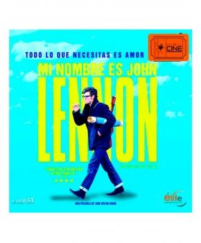 Mi nombre es Jhon Lennon
