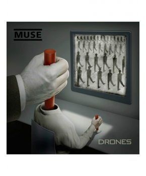 Muse - Drones (CD+DVD)