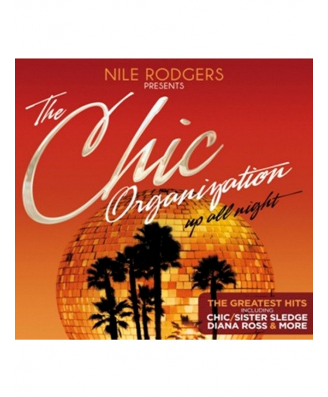 Nile Rodgers - The chic organization