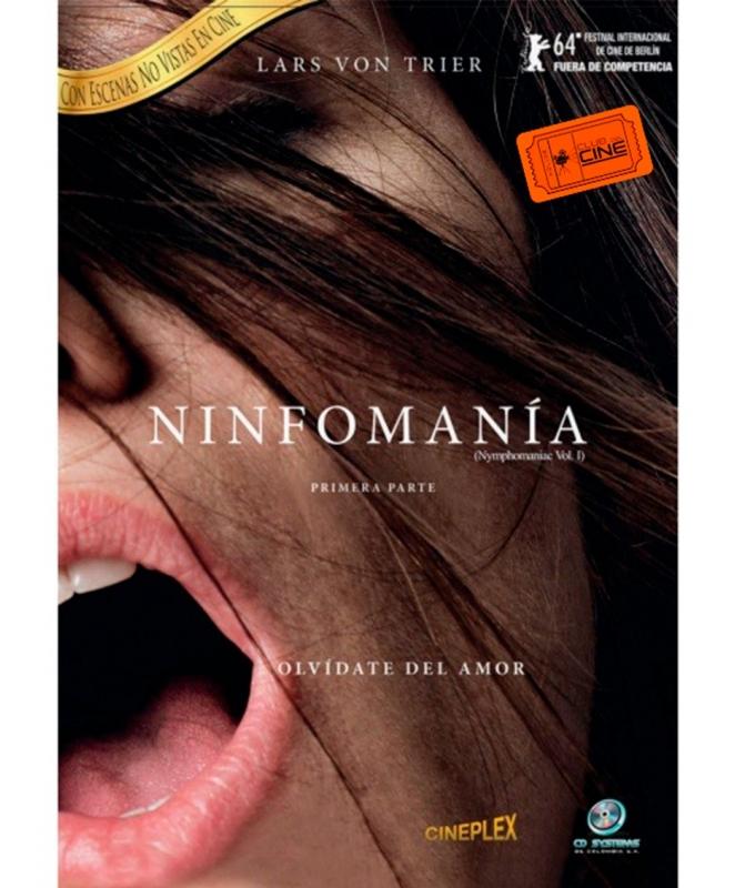 Ninfomanía Vol. 1