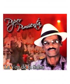 Piper Pimienta - La voz de la salsa