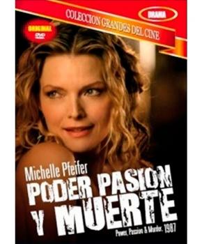 Poder pasión y muerte