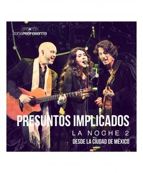 Presuntos implicados - La noche 2 (CD+DVD)
