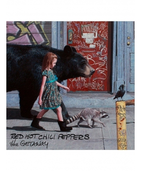 Red Hot Chilli Peppers - The Getaway