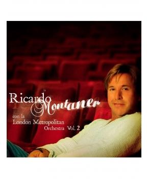 Ricardo Montaner con la Metropolitan Orchesta Vol. 2
