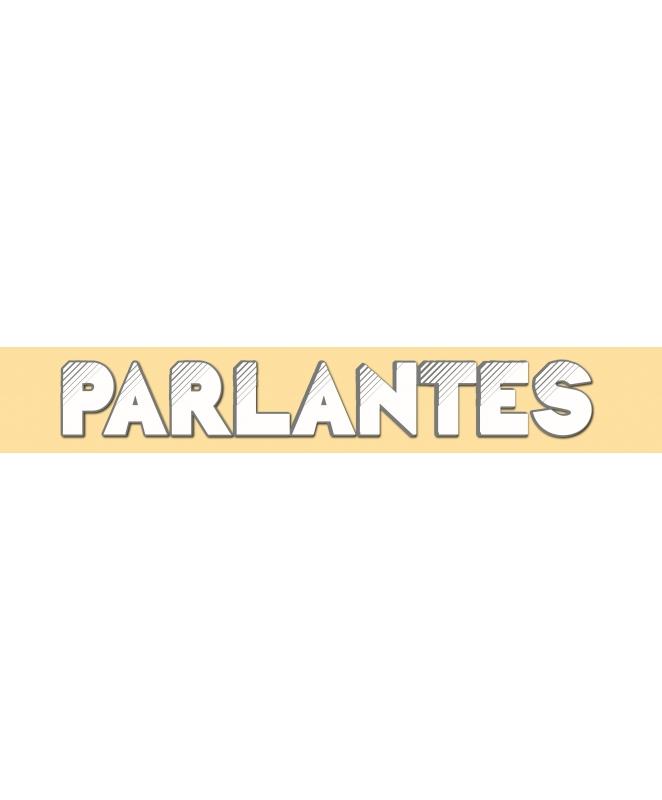 Parlantes - Speakers portátiles y potentes