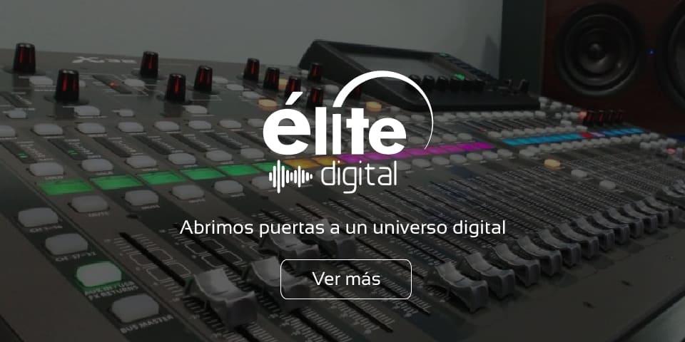 Elite Digital, Plataforma Digital, Spotify, Deezer, YouTube