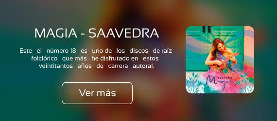 Saavedra - Magia